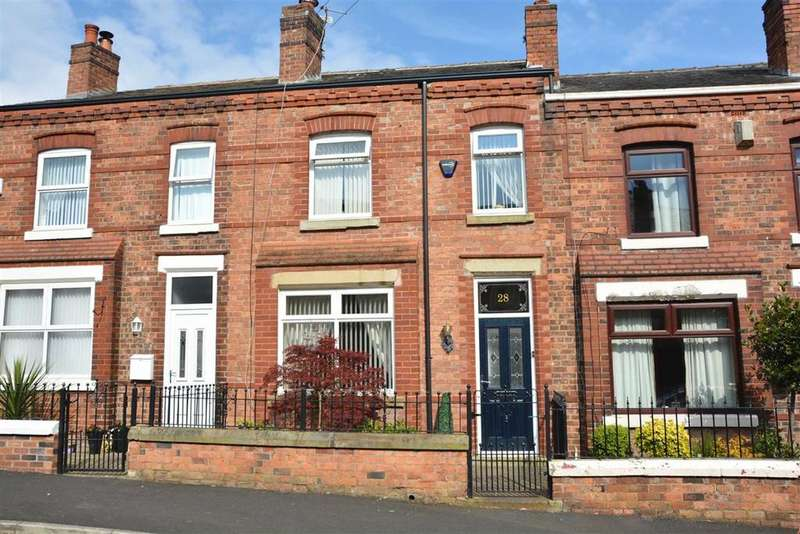 3 Bedrooms Terraced House for sale in Victoria Avenue, Springfield, Wigan, WN6