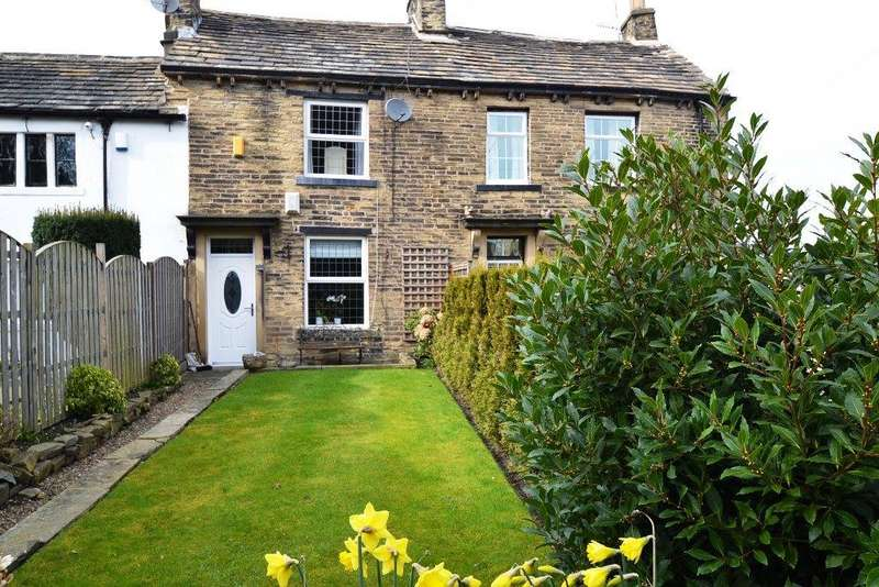 2 Bedrooms Cottage House for sale in Town Lane, Thackley,