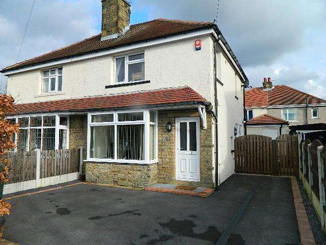 4 Bedrooms Semi Detached House for sale in Claremont Road, Wrose
