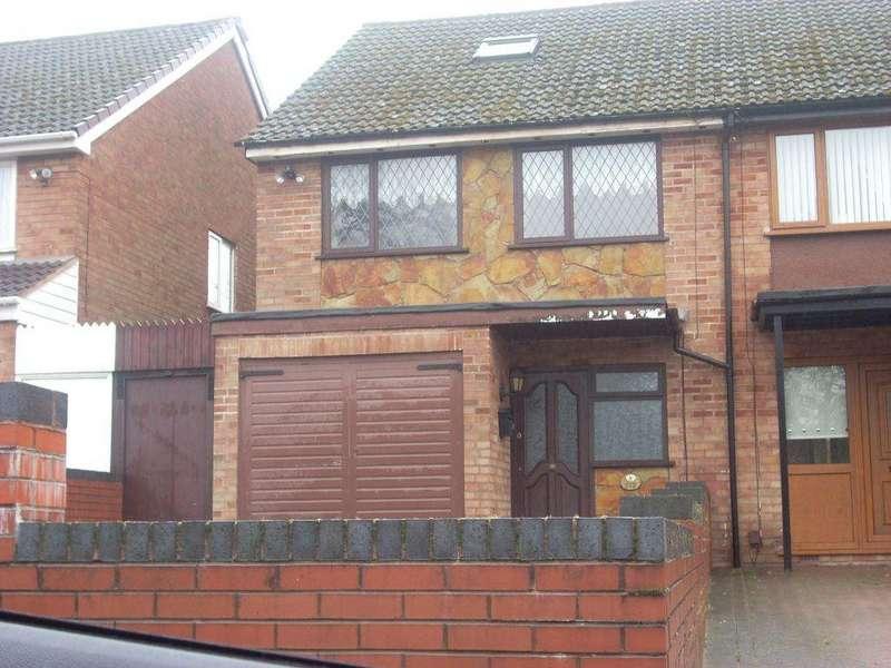 4 Bedrooms Semi Detached House for rent in High Street, Pensnett