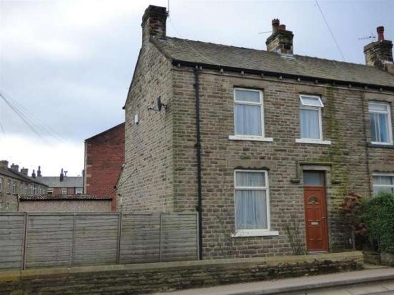 2 Bedrooms End Of Terrace House for sale in Dewsbury Road, Cleckheaton