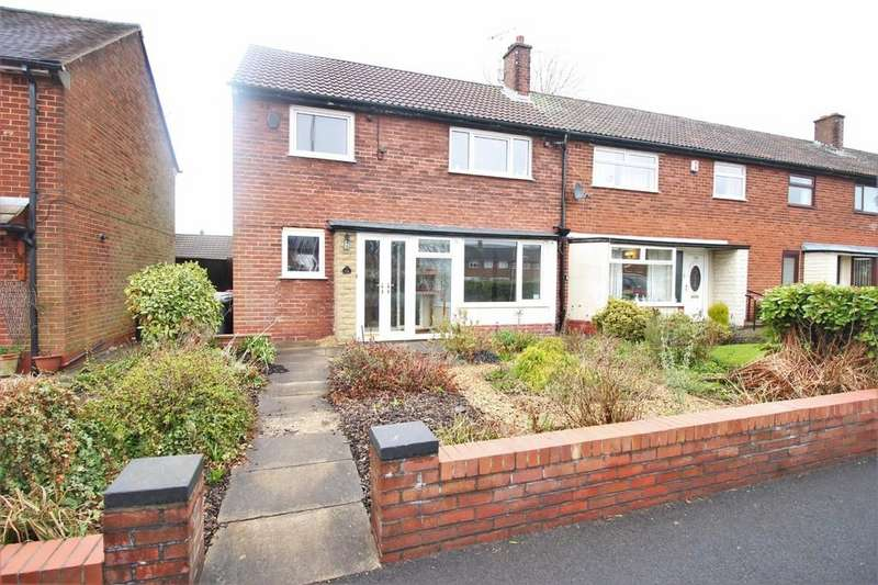 3 Bedrooms End Of Terrace House for sale in Blackpool Road, Ashton-on-ribble