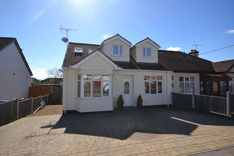 5 Bedrooms Chalet House for sale in Giffords Cross Road, Corringham, Stanford-le-Hope, SS17