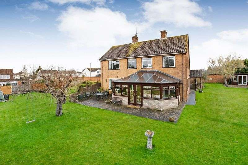 4 Bedrooms Property for sale in Front Street Chedzoy, Bridgwater