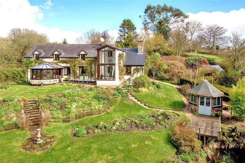 4 Bedrooms House for sale in Skilgate, Taunton, Somerset, TA4