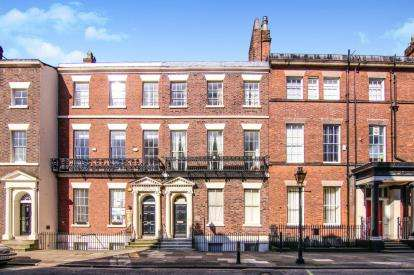 2 Bedrooms Flat for sale in Rodney Street, Liverpool, Merseyside, L1