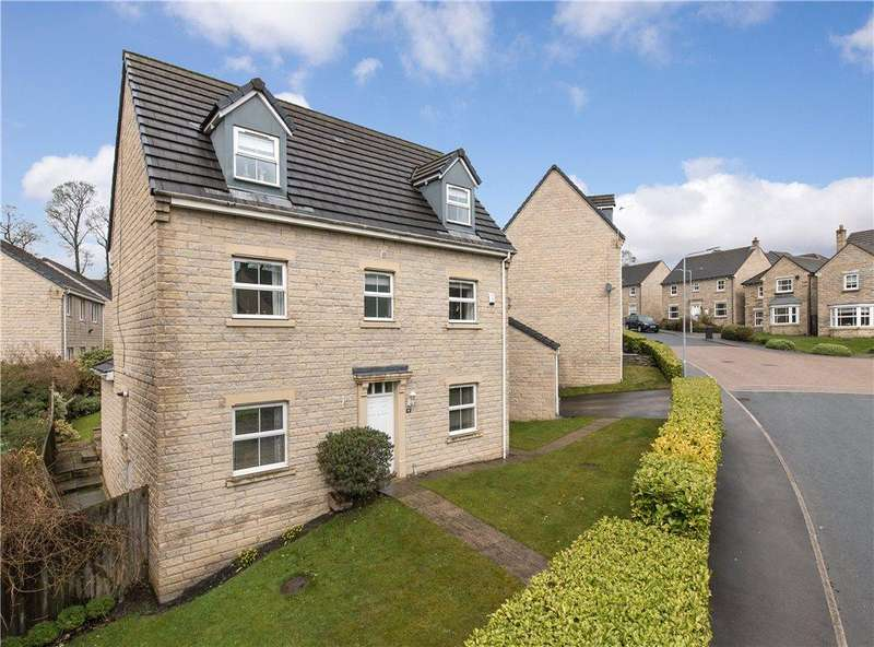 4 Bedrooms Detached House for sale in Swan Avenue, Bingley, West Yorkshire