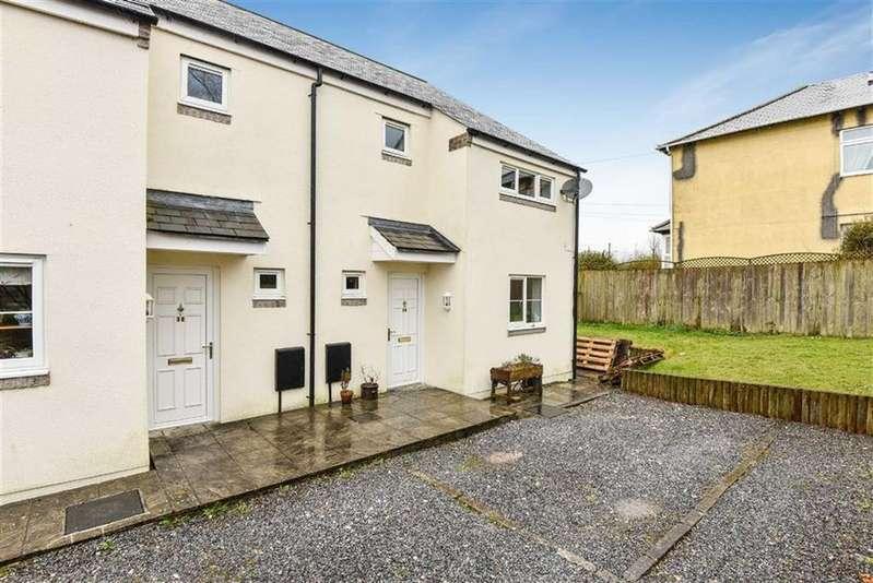 3 Bedrooms Semi Detached House for sale in St Maryhaye, Tavistock, Devon