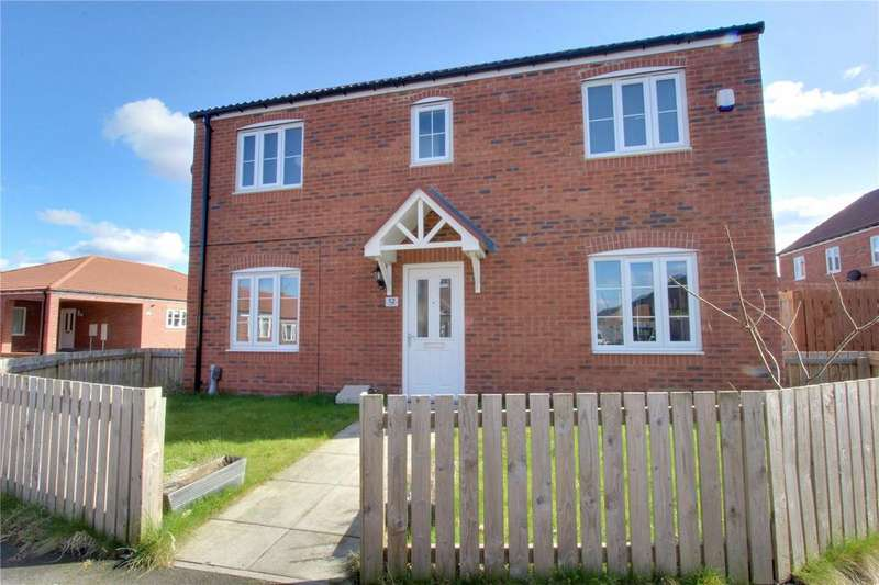 4 Bedrooms Detached House for sale in Gilkes Walk, Scholars Rise