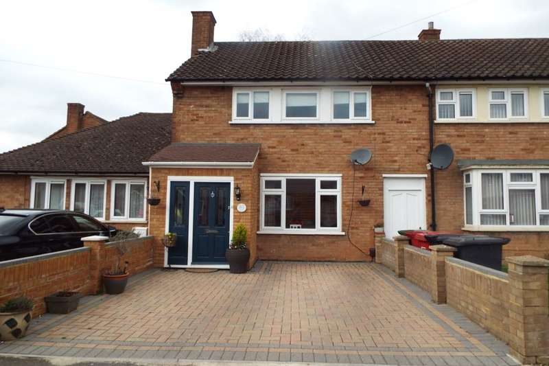 2 Bedrooms Property for sale in Gosling Road, Slough, SL3