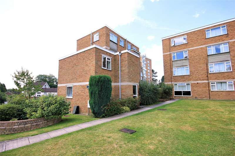 2 Bedrooms Apartment Flat for sale in Effingham Court, Constitution Hill, Woking, Surrey, GU22
