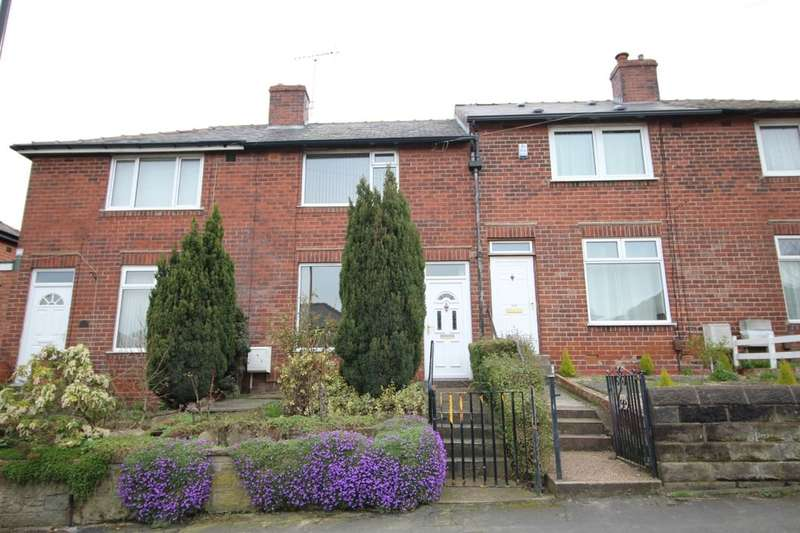 2 Bedrooms Terraced House for rent in Hall Road, Sheffield, S9