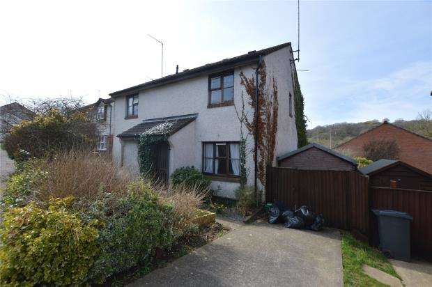 3 Bedrooms Semi Detached House for sale in Hazelwood Close, Honiton, Devon