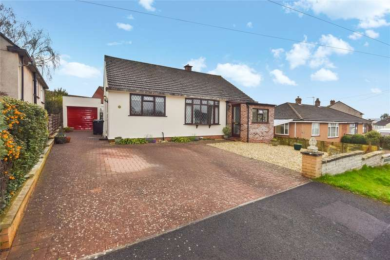 2 Bedrooms Bungalow for sale in Welsford Avenue, Wells, Somerset, BA5