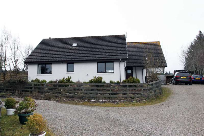 5 Bedrooms Detached House for sale in Broomhill, Drummournie, Cawdor, Nairnshire