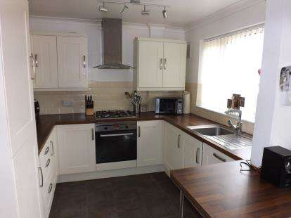 3 Bedrooms Terraced House for sale in Longford, Yate, Bristol, Gloucestershire