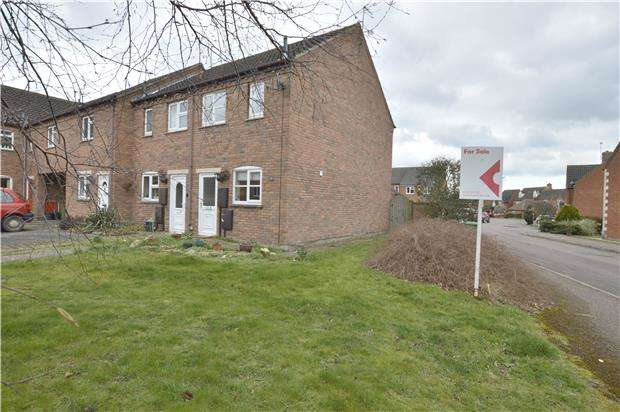 2 Bedrooms End Of Terrace House for sale in Icombe Close, Bishops Cleeve