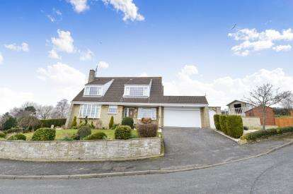3 Bedrooms Detached House for sale in Ridge Lane, Carr Hill Lane, Briggswath, Whitby