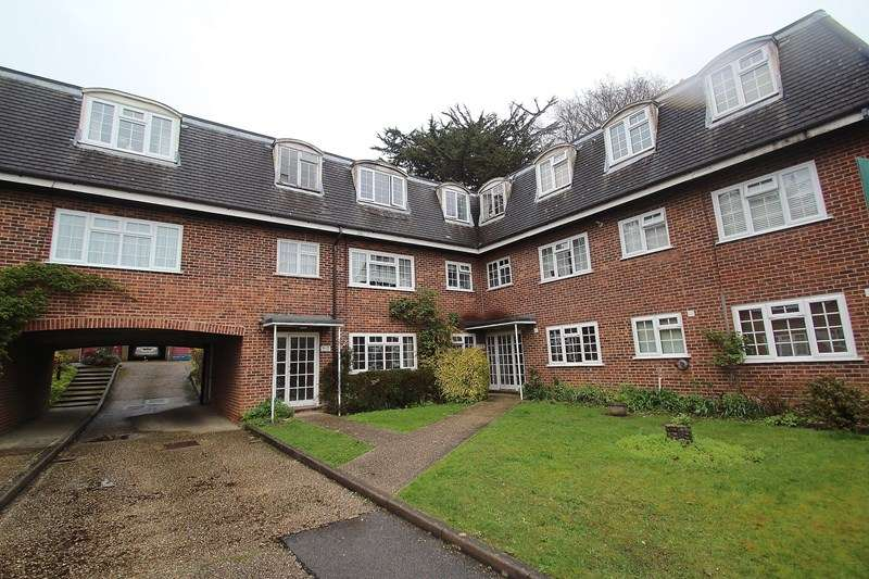 1 Bedroom Flat for sale in Justin Close, Fareham