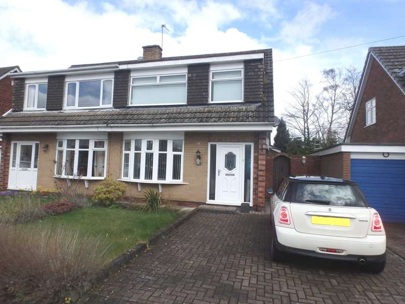 4 Bedrooms Semi Detached House for sale in Manston Road, Warrington