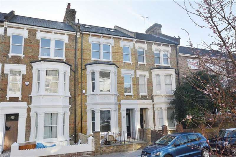 3 Bedrooms Flat for sale in Macroom Road, Maida Hill, W9
