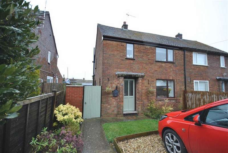 2 Bedrooms Semi Detached House for sale in Blisworth