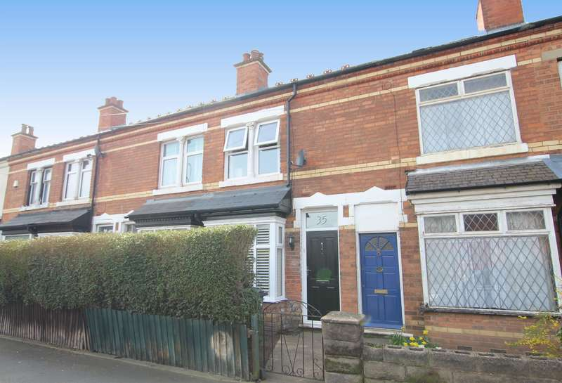 2 Bedrooms Terraced House for sale in Riland Road, Sutton Coldfield, B75 7AQ