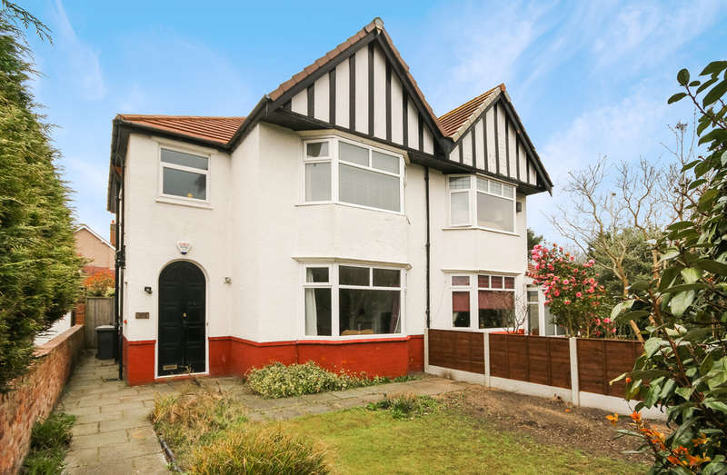 3 Bedrooms Semi Detached House for sale in Liverpool Road, Birkdale, Southport