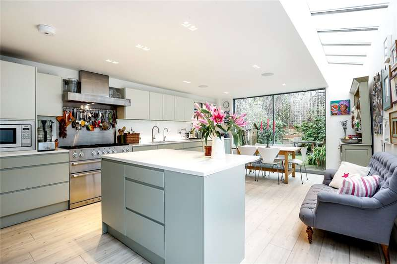 4 Bedrooms Terraced House for sale in Festing Road, London, SW15