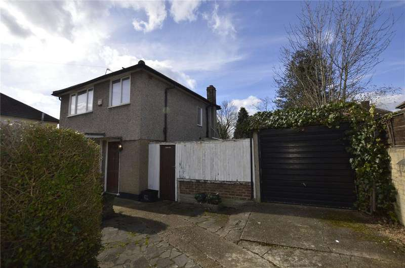 3 Bedrooms Detached House for sale in Raeburn Road, Sidcup, Kent, DA15