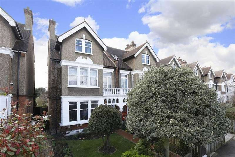 6 Bedrooms Semi Detached House for sale in Burbage Road, Dulwich, London
