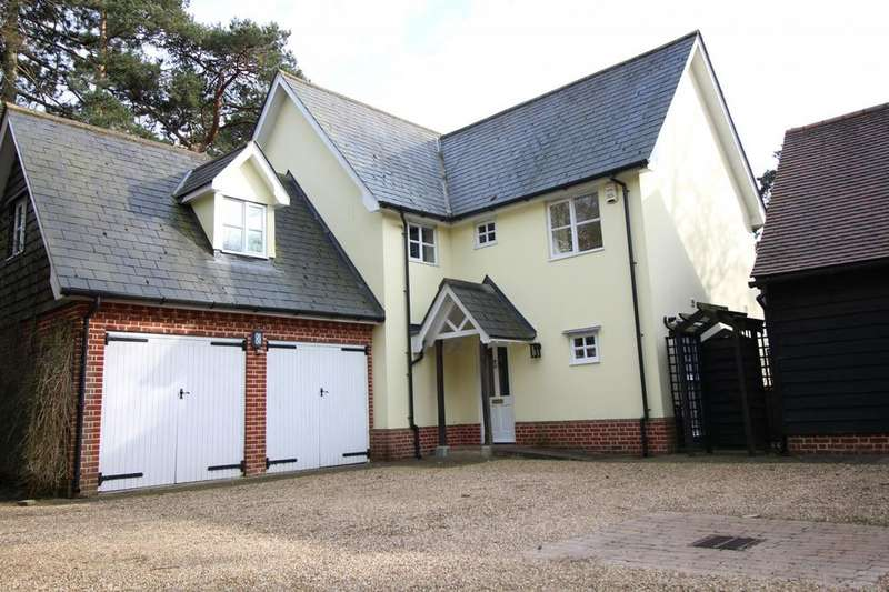 6 Bedrooms Detached House for sale in London Road, Capel St. Mary, Ipswich, Suffolk, IP9