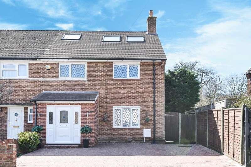 4 Bedrooms House for sale in Stanmore, Middlesex, HA7