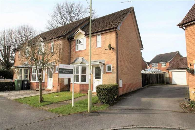 2 Bedrooms End Of Terrace House for sale in Allee Drive, Liphook, Hampshire, GU30