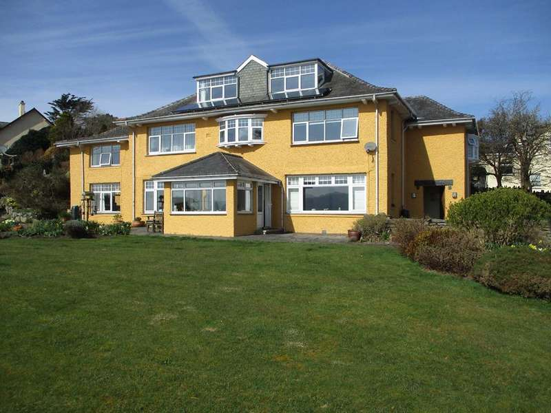 10 Bedrooms Detached House for sale in Carreg Llam, Borth y Gest LL49