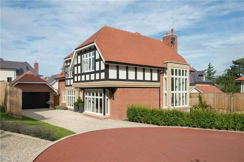 4 Bedrooms Detached House for sale in Cornwall Road, Harrogate, North Yorkshire, HG1