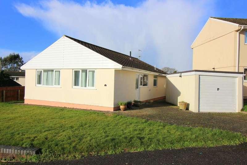 3 Bedrooms Detached Bungalow for sale in Andrews Way, Hatt, Saltash
