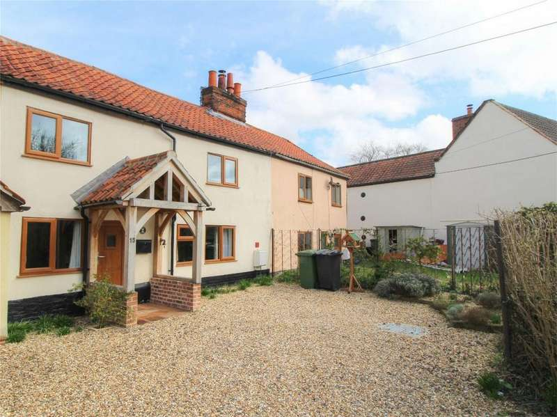 3 Bedrooms Cottage House for sale in White Hart Street NR16 2NE, East Harling, NORWICH, Norfolk