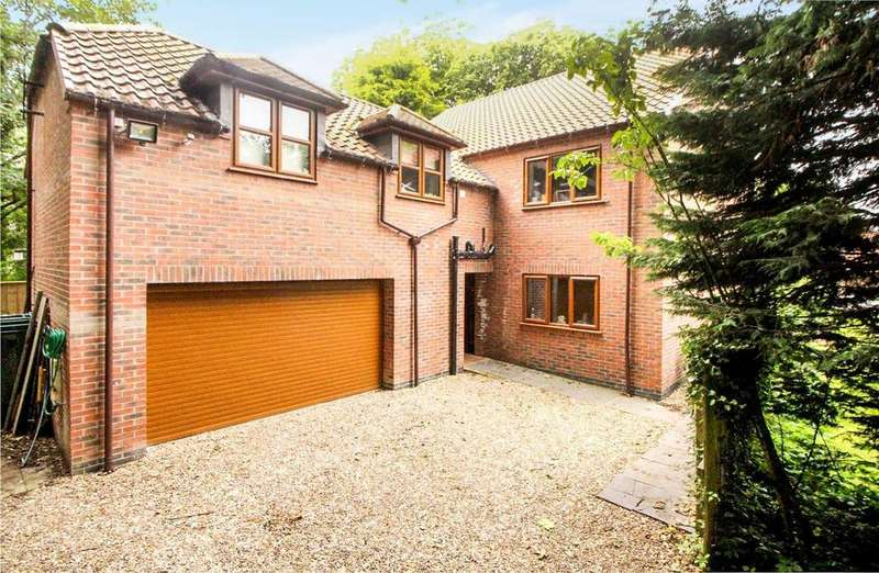 4 Bedrooms Detached House for sale in Main Street, Watton, Driffield