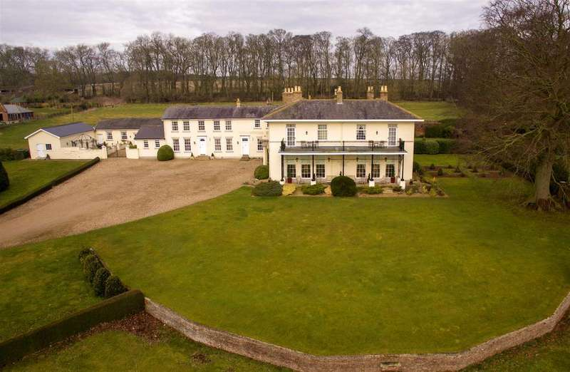 12 Bedrooms Detached House for sale in Wold House Holiday Cottages, Nafferton, Driffield