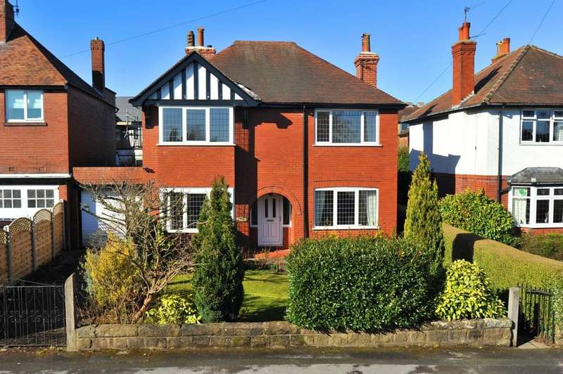 3 Bedrooms Detached House for sale in Harlow Oval, Harrogate