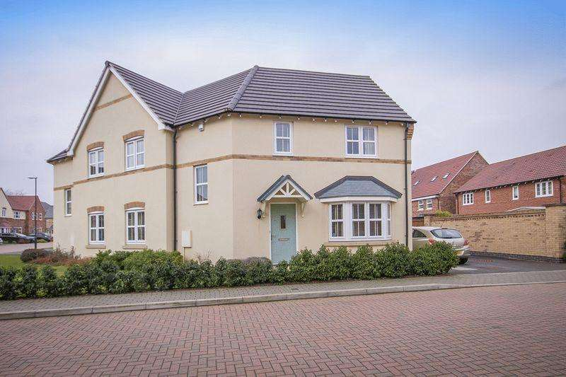 4 Bedrooms Semi Detached House for sale in QUEENSBURY PARK DRIVE, SHELTON LOCK