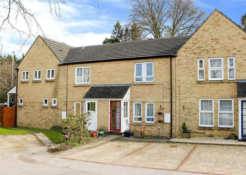 2 Bedrooms Terraced House for sale in Wards Stone Park, Forest Park, Bracknell, Berkshire, RG12