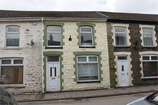 3 Bedrooms Terraced House for sale in Llewellyn Street, Pontygwaith, Rhondda Cynon Taff. CF43 3LB