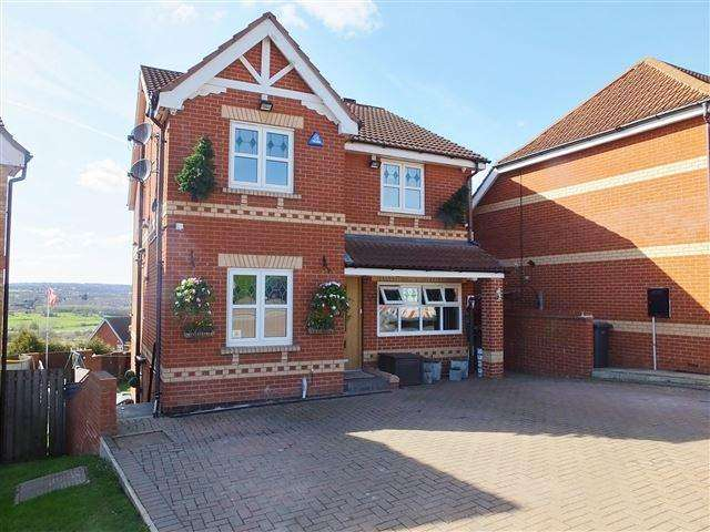 5 Bedrooms Detached House for sale in Haigh Moor way , Aston Manor, Swallownest, Sheffield, S26 4SG