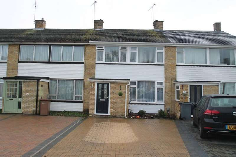 3 Bedrooms Terraced House for sale in Oxford Court, Chelmsford