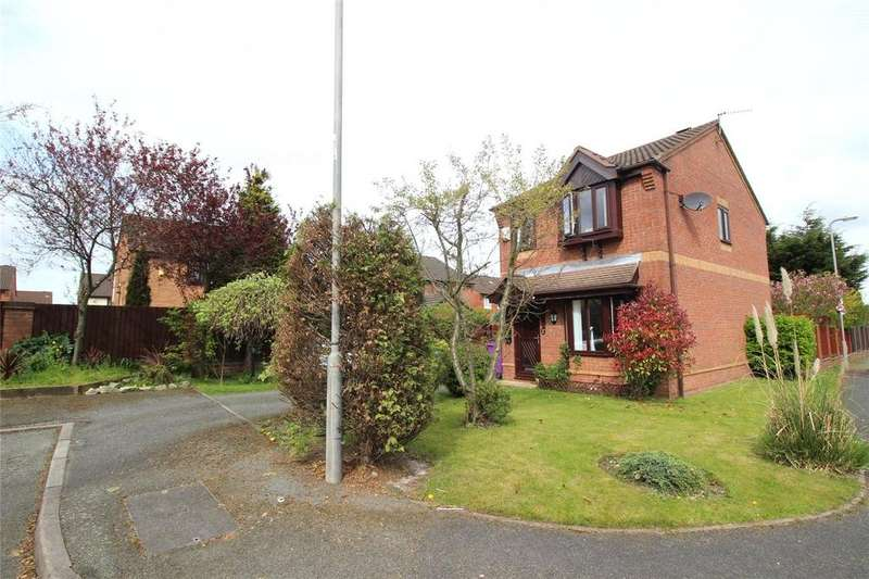 3 Bedrooms Detached House for sale in Coulport Close, Liverpool, Merseyside, L14