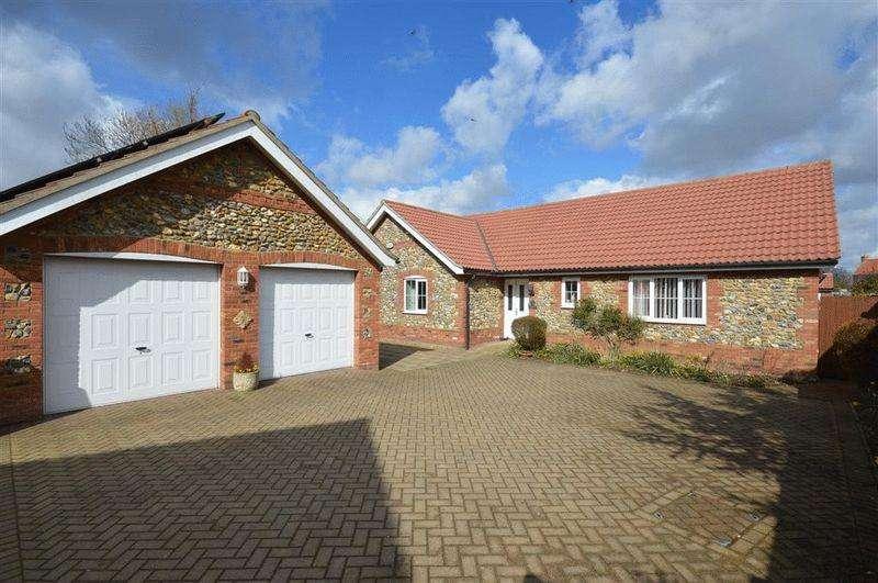 4 Bedrooms Detached Bungalow for sale in Blackhorse Close Watton