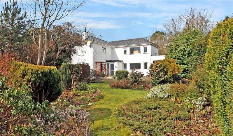 3 Bedrooms Cottage House for sale in Cadnant Road, Menai Bridge, North Wales