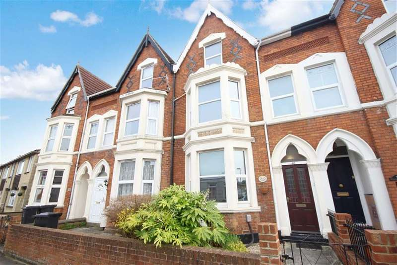 4 Bedrooms Terraced House for sale in Lansdown Road, Old Town, Swindon